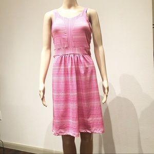 Tehama Athletic Pink  Dress Large